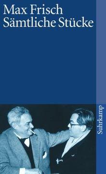 Sämtliche Stücke (suhrkamp taschenbuch)