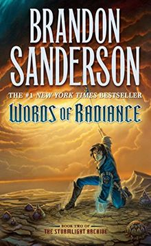 Words of Radiance: Stormlight Archive 02