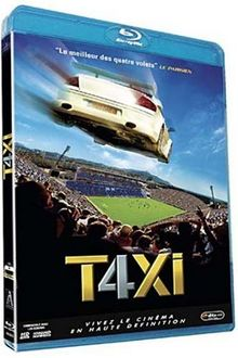 Taxi 4 [Blu-ray] [FR Import]
