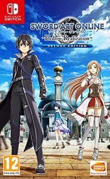 Sword Art Online: Hollow Realisation Deluxe Edition (Nintendo Switch) (New)