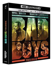 Bad Boys Trilogie 3 Films [4K Ultra Hd + Blu-Ray] [4K Ultra HD + Blu-ray] [FR Import]
