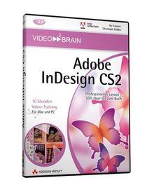 Adobe InDesign CS2. DVD-ROM. Für Windows ab 98