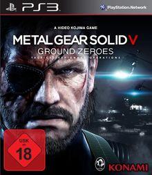 Metal Gear Solid 5 - Ground Zeroes
