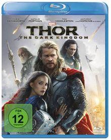 Thor - The Dark Kingdom [Blu-ray]
