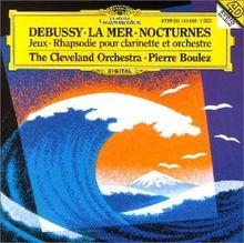 La Mer / Jeux / Nocturne u.a.