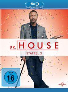Dr. House - Season 3 (exklusiv bei Amazon.de) [Blu-ray]