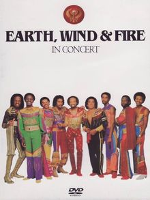 Earth, Wind And Fire - In Concert