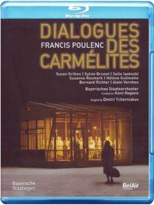 Dialogues Des Carmelites [Blu-ray]
