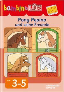 bambinoLÜK-System / bambinoLÜK: Ponys