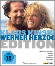 Klaus Kinski/Werner Herzog - Edition [Blu-ray]