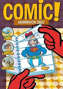 COMIC!-Jahrbuch2017