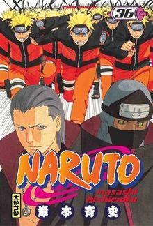 Naruto, Tome 36 :
