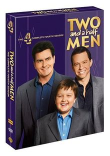 Two and A Half Men - Season 4 [UK Import]