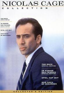 Nicolas Cage Box (4 DVDs)