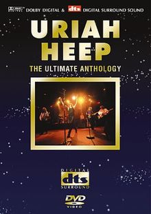 Uriah Heep - The Ultimate Anthology