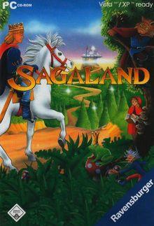 SAGALAND PC-BUDGET/SPIELE