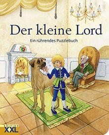 Der kleine Lord: Ein rührendes Puzzlebuch