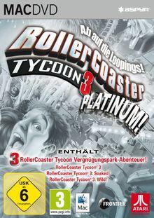 Rollercoaster Tycoon® 3 Platinum