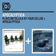 2 For 1 : Plays Metallica By 4 Cellos/Apocalyptica (Digipack ohne Booklet)