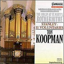 Europäische Orgellandschaften - The Organ at St. Mary's, Rotherhithe, London