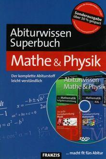 Abiturwissen Superbuch Mathe & Physik. DVD-ROM