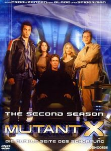 Mutant X - The Complete Second Season [6 DVDs]