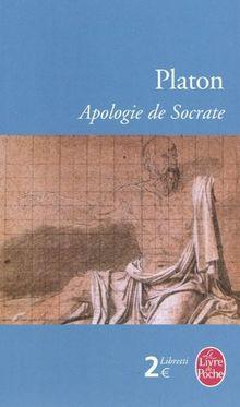 Couverture de Apologie de socrate