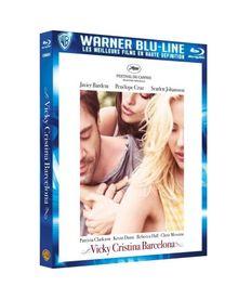 Vicky Cristina Barcelona [Blu-ray] [FR Import]