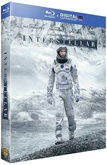 Interstellar [Blu-ray]