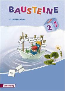 BAUSTEINE Sprachbuch - Zusatzmaterialien alle Ausgaben 2008/2009: Erzählkärtchen 2