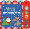 Babys erstes Klangbuch: Weihnachten: ab 10 Monaten