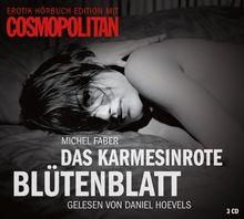 Erotik Hörbuch Edition mit COSMOPOLITAN: Das karmesinrote Blütenblatt: Auswahl