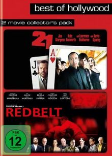 Best of Hollywood: 2 Movie Collector's Pack (21 / Redbelt) [2 DVDs]