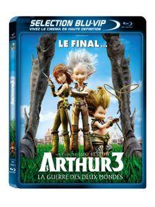 Arthur 3 : la guerre des deux mondes [Blu-ray] [FR Import]