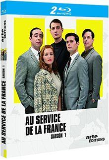 Coffret au service de la France [Blu-ray]