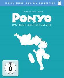 Ponyo - Das grosse Abenteuer am Meer (Studio Ghibli Blu-ray Collection) [Blu-ray]