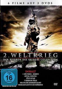 2. Weltkrieg - Der Horror des Krieges Collection [2 DVDs]