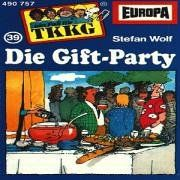 TKKG 039. Die Gift-Party. Cassette
