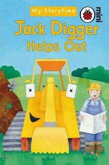 Jack Digger Helps Out (Ladybird Minis)