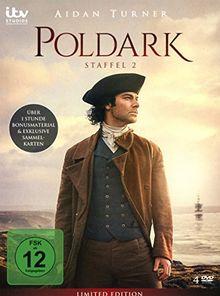 Poldark - Staffel 2, Limited Edition im Digipak [4 DVDs]