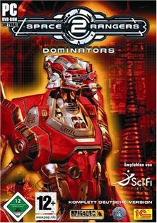 Space Rangers 2 - Dominators