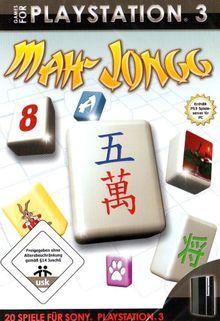 PS3 Games Mahjongg