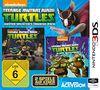 Teenage Mutant Ninja Turtles Master Splinter's Training Pack - [Nintendo 3DS]