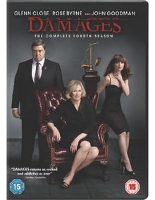 Damages - Season 04 [3 DVDs] [UK Import]