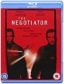 The Negotiator [Blu-ray] [UK Import]