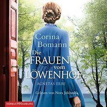 Die Frauen vom Löwenhof – Agnetas Erbe: 2 CDs (Die Löwenhof-Saga, Band 1)