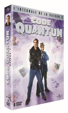 Code Quantum : L'intégrale saison 2 - Coffret 3 DVD [FR Import]