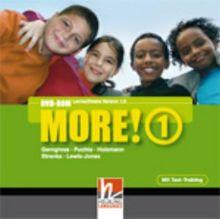 MORE! 1 DVD-ROM mit Schularbeiten-Training / Einzelplatzversion