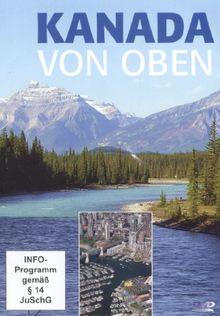 Kanada von oben 1 DVD, Länge: ca. 60 Minuten