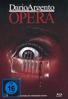 Dario Argentos Opera - 4-Disc Restored 30th Anniversery Edition limitiert auf 150 Stück - Mediabook, Cover B (+ 2 DVDs) [Blu-ray]